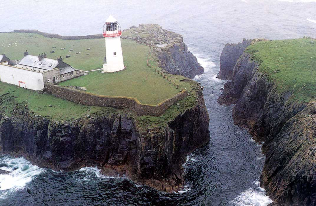 Lighthouses In Ireland Map.Lighthouses Of Western Ireland Connacht And Ulster