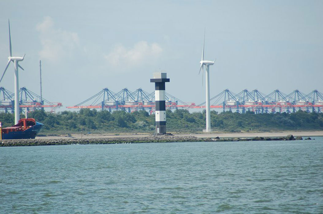 Lighthouses of the Southern Netherlands