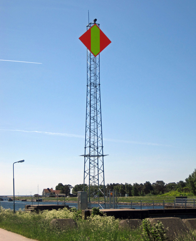 Lighthouses Of Sweden: Scania
