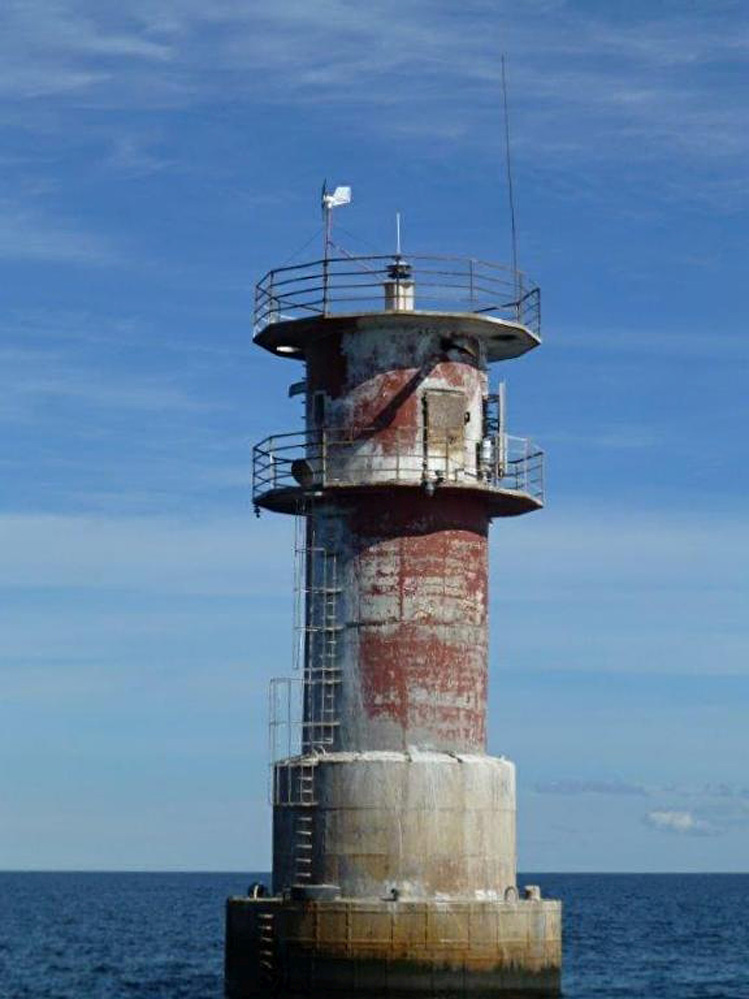 Lighthouses Of Northern Estonia - Discontinued lighthouse border