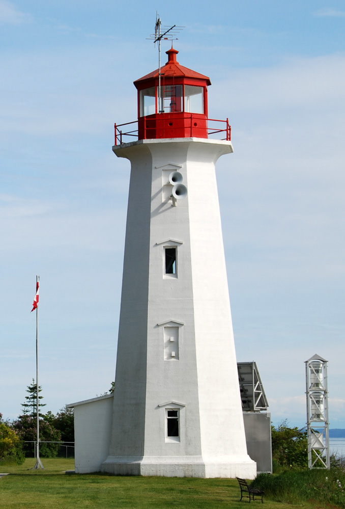 Lighthouses Of Canada Northern British Columbia