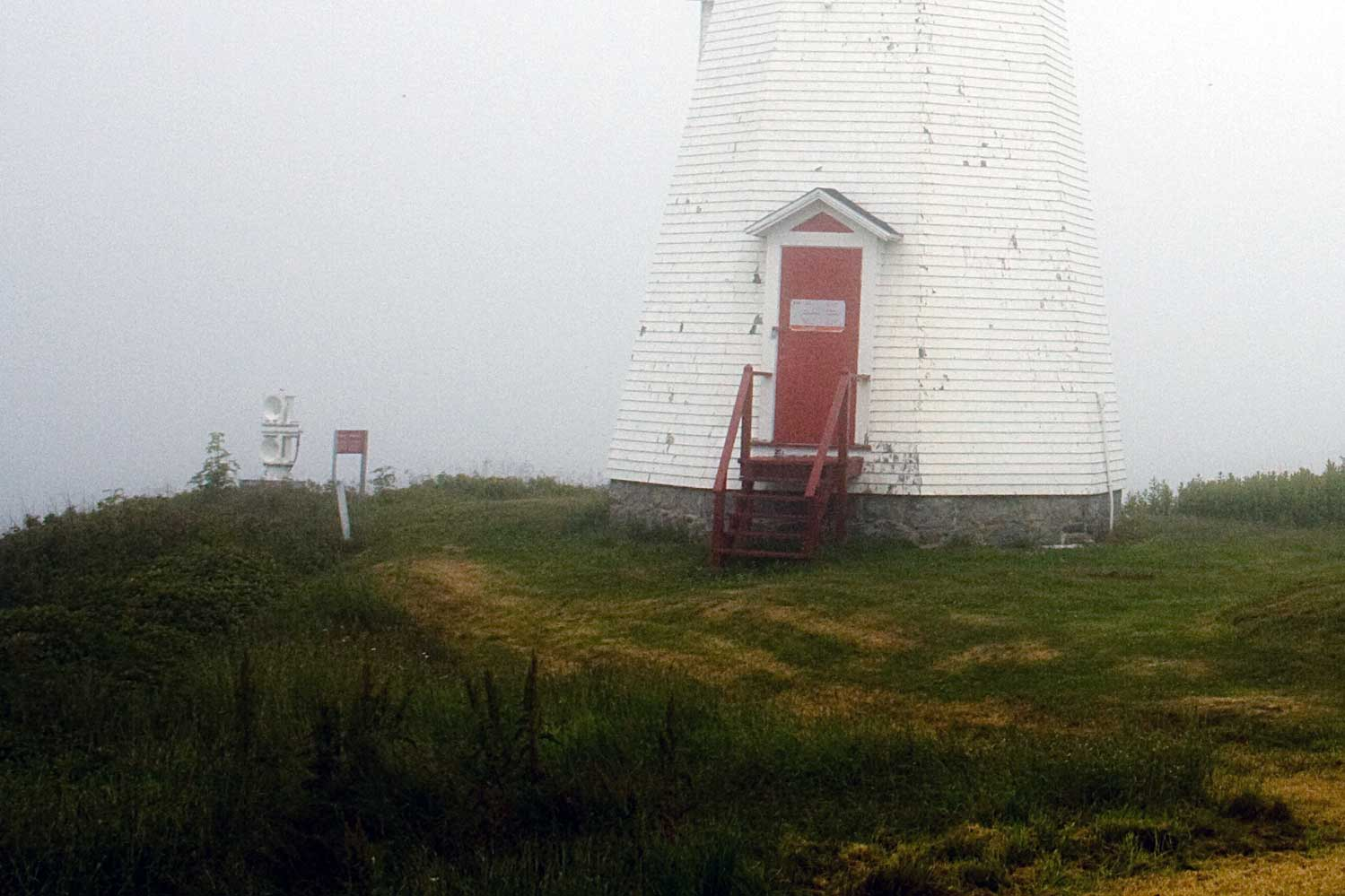 Lighthouses of Canada: Southern New Brunswick
