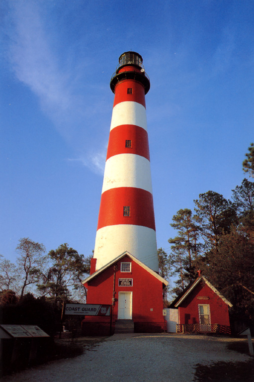 Lighthouses Of The U S Virginia