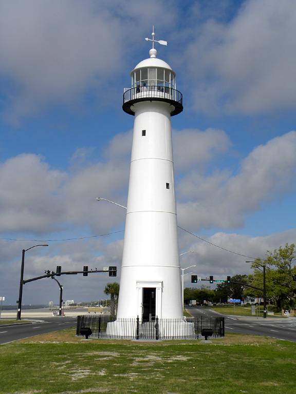 Lighthouses Of The U S Mississippi