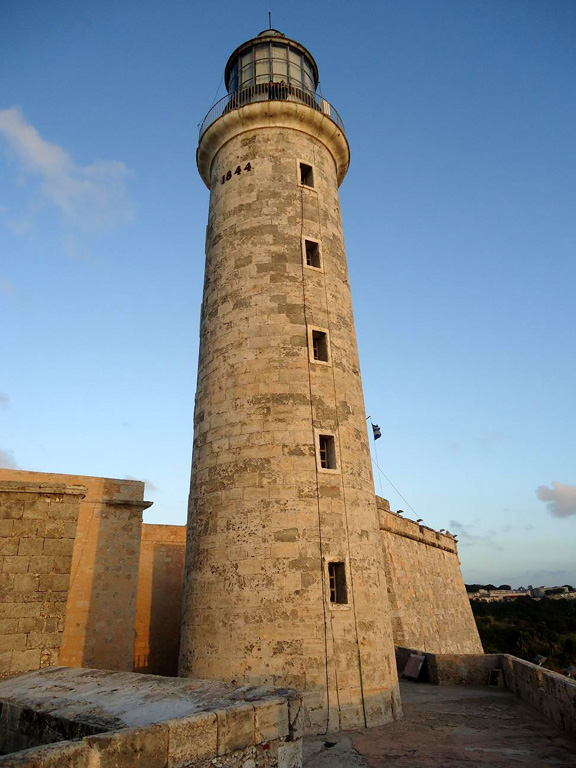Lighthouses of western cuba for Special landmarks